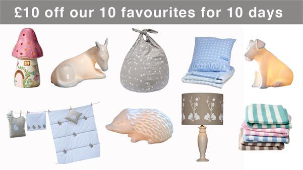 10 favourites