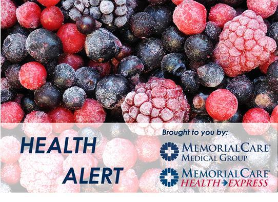 Health Alert: Hep A