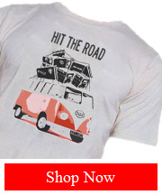 Tribut - Hit The Road - Official Summer Tour tee