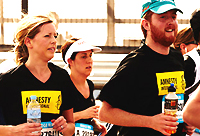 Amnesty runners in 2011 © AI/Hamish Gregory